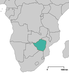 ZimbabweKarte
