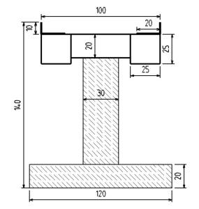 Transrapid-Fahrweg-CAD