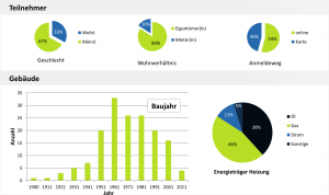 EnergieCheck-Statistik