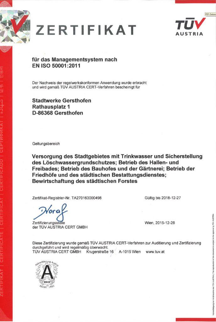 SWG-Zertifikat-EnMS